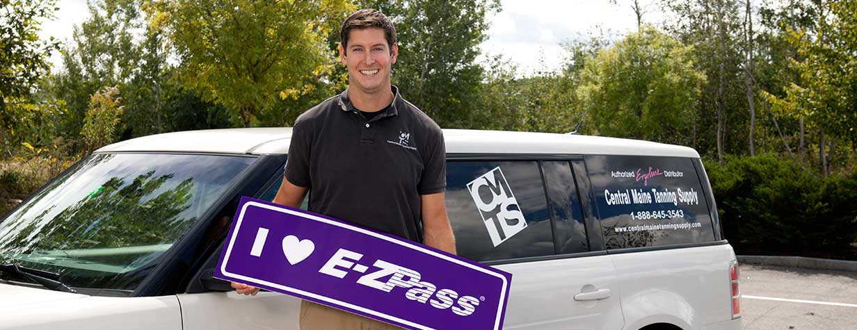Welcome to the Maine Turnpike's E-ZPass Program