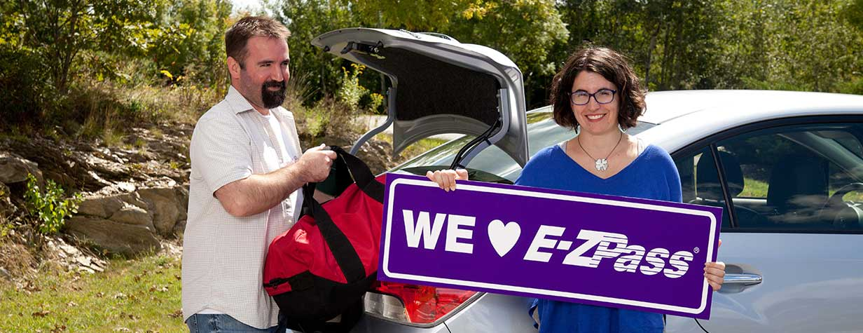 You're going to love your E-ZPass too! Sign up now!