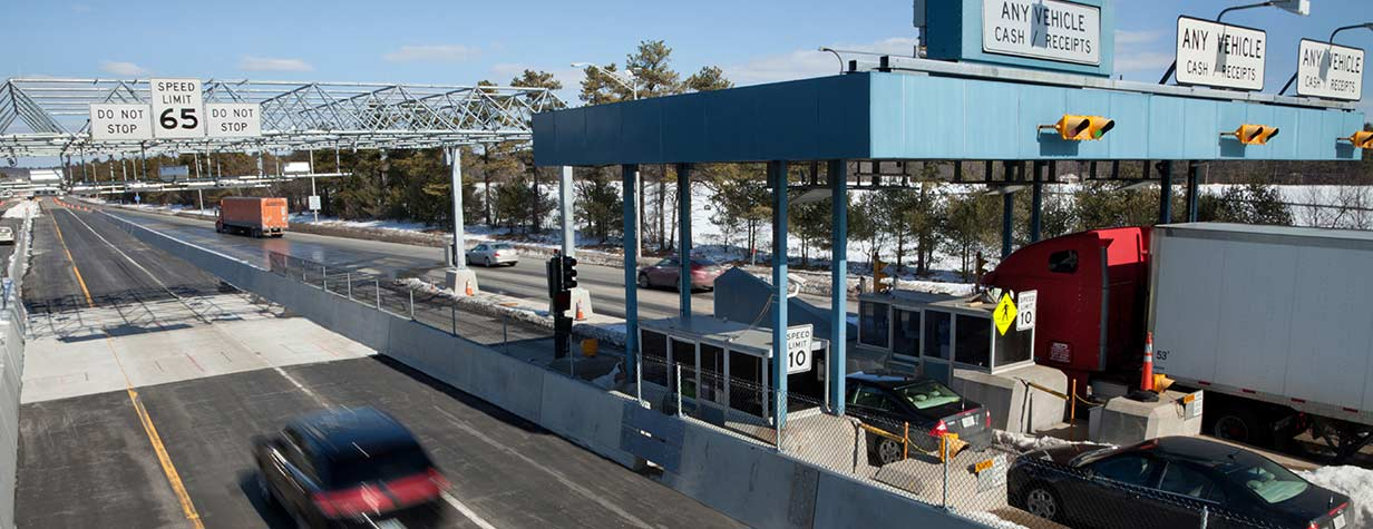 New Gloucester Open Road Tolling